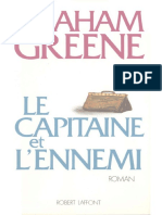 GRAHAM GREENE-LE CAPITAINE ET L'ENNEMI
