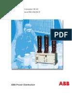 ABB VD4 VCB 33KV Catalogue