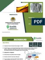 PT Ecooils presentation - KLHK 23 June 2020 (1)