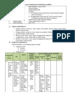 RPP Sistem Robotika Kelas XI KD 3.1