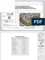 1-4 Architectural drawings