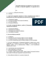 TEST ESTATUTO DE AUTOMOMIA 22