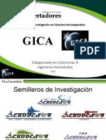 GICA 2015 Semilleros de Investigacion