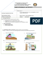 Simplified Lesson Plan - Active and Passive voice