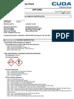 CUDA APP-200X C698243 5-18-17 MSDS.pdf