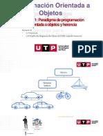 6. S2_U1_VC_Paradigma de Programación Orientada a Objetos y Herencia-Semana 02