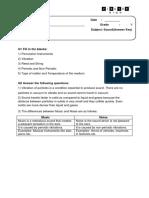 ScienceAK_Revision sheet