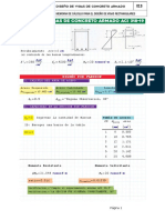 Diseño de Vigas de Concreto Armado  ACI318-19