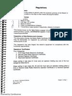 GMDSS Regulations