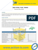Bunded Steel Fuel Tanks - small