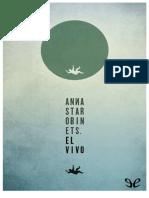 Starobinets, Anna - El Vivo