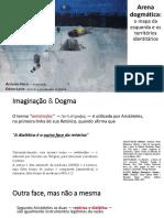 Arena dogmática_Apresenta