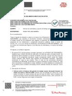 Informe de actividades y reporte del trabajo remoto Lida-