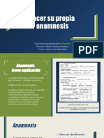 (soporte 1) Como se hacen las anamnesis