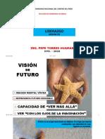 visión de futuro liderazgo