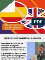 Unidade 4 Aula 1_Inglês instrumental nos negócios – expressões