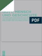 Otto Kaiser - Gott, Mensch und Geschichte