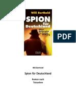 Berthold, Will - Spion fuer Deutschland.pdf