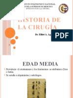 2. Historia de la Cirugía Edad Media