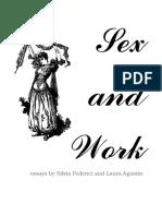 Silvia Federici, Laura Agustin - Sex and work (essays)