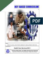 CBC Health Care Services NC II