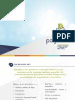 PPT Pagos Net 2016