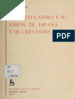 PEÑA Aniano - Americo Castro y su vision de España y de Cervantes (BRH GR).pdf