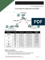 2.8.2 Reto de configuración de rutas estaticas (2)