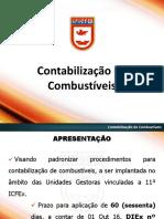 CONTABILIZAÇÃO DE COMSBUSTIVEIS