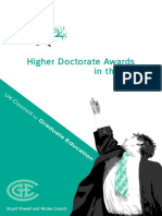 Higher Doctorate Awards in the UK (2008).pdf