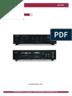 AM 5030 User Manual