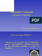 Clase 6 - Aplicaciones Diagnsticas en TC