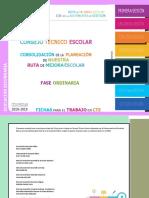 Fichas Secundaria Primera Sesion sec 2