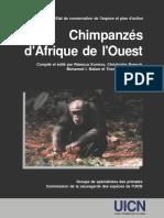 Chimpanzés de l'Afrique de l'Ouest