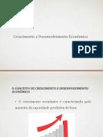 02 - PE - Desenvolvimento Econômico e Crescimento Econômico
