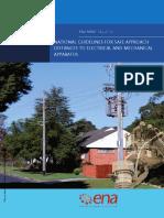 G06_ENA NENS 04 SAFE APPROACH DISTANCES TO ELECTRICAL APPARATUS SOLO CONTENIDO