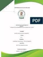 ENSAYO DE GESTION DE MATENIMIENTO.docx