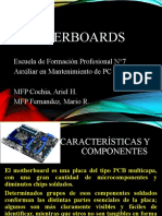 Clase 6- Motherboards