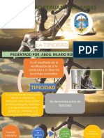 CLASE LA TIPICIDAD-DERECHO PENAL PARTE GENERAL