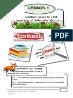 ENGLISH 4 - Qtr.2_Module 2 - Lesson 1