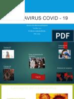 Coronavirus COVID - 19.pptx