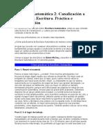 Escritura Automática 2