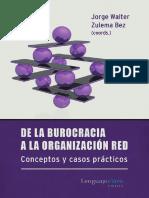 De La Burocracia a La Organización Red CAP 2