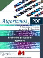Algoritmos EC Secuencial Ejercicio#1