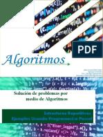 Algoritmos EstructurasRepetitivas Intro