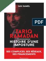 EBOOK Ian Hamel - Tariq Ramadan  Histoire d une imposture.pdf
