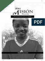 Misionero Niños 3T 2020