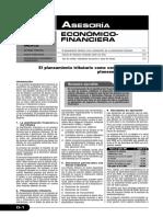 AE - El planeamiento tributario como complemento de un planeamiento financiero.pdf