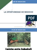 LA IDE8 DEL NEGOCIO