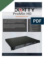 Scotty ProMin HD 2020